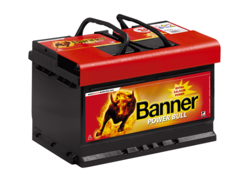Banner Power Bull 62 Ah