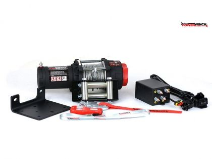 Лебедка PowerWinch PW3500 Extreme