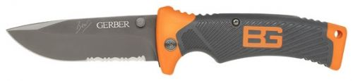 Нож Folding Sheath Knife Bear Grylls