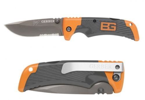 Нож Scout Knife Bear Grylls