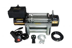 Лебедка Kangaroo Winch (Power Winch) K13000 24V