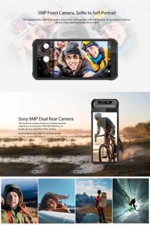 Blackview BV5500 Plus 3GB RAM 32GB ROM IP69