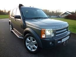 Шнорхел за Land Rover Discovery 3 & 4