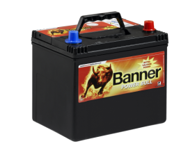 Banner Power Bull 60 Ah JIS