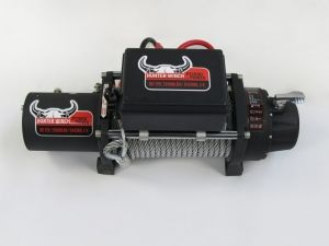 Лебедка HUNTER WINCH 12V 12000lbs